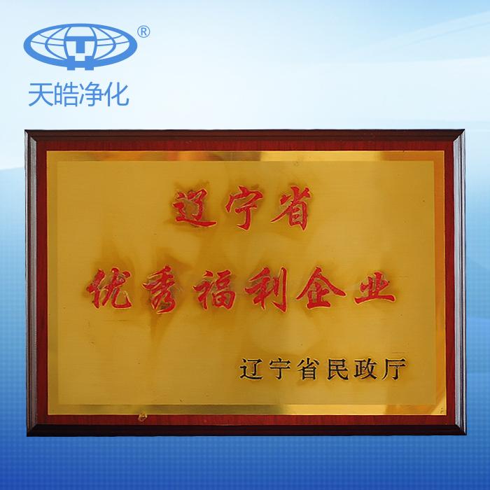 辽宁省优秀福利企业